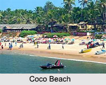 Coco Beach, Beaches of Goa