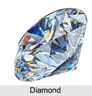 Diamond, Gemstones for Venus