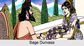 Durvasa, Indian Sage