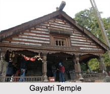 Gayatri Temple, Sirmaur, Himachal Pradesh