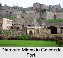 Golconda Diamond Mines, Indian Diamonds