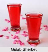 Gulab Sherbet, Indian Sherbet