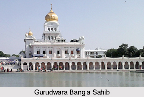 Gurudwara Bangla Sahib, New Delhi, Indian Gurudwaras