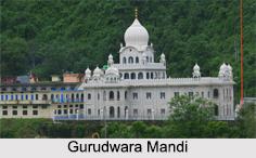 Gurudwara Mandi, Himachal Pradesh