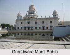 Gurudwara Manji Sahib, Punjab, Indian Gurudwaras