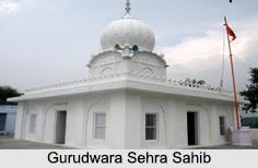 Gurudwara Sehra Sahib, Bilaspur, Himachal Pradesh