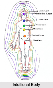 Intuitional Body, Bodies and Chakras