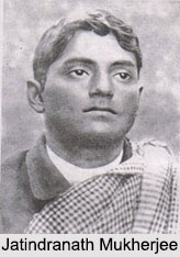 Jatindranath Mukherjee, Indian Freedom Fighter