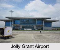 Jolly Grant Airport, Dehradun, Uttarakhand, Indian Airports