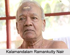 Kalamandalam Ramankutty Nair, Kathakali Dancer