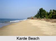 Karde Beach, Maharashtra
