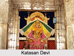 Katasan Devi Temple, Chamba, Himachal Pradesh