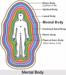 Mental Body, Bodies and Chakras