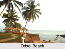 Odxel Beach, Goa