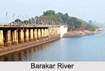 Barakar River, Indian River
