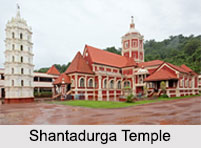 Shantadurga Temple, Goa, Indian Temples