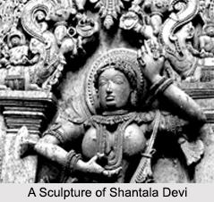 Shantala Devi, Hoysala Queen