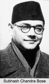 Subhash Chandra Bose, Indian Freedom Fighter