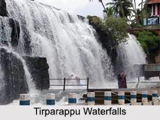 Tirparappu Waterfalls, Tamil Nadu