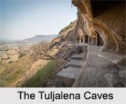 Tuljalena Caves, Maharashtra