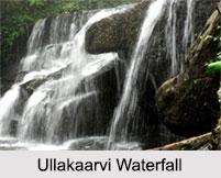 Ullakaarvi Waterfall, Tamil Nadu