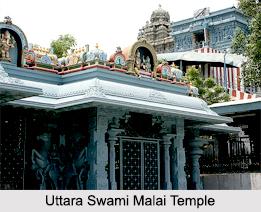 Uttara Swami Malai Temple, New Delhi, Indian Temples