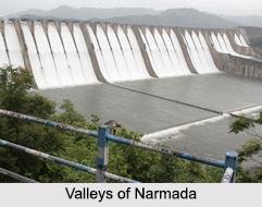 Valleys of Narmada, Indian River