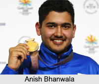 Anish Bhanwala, Shooters in India
