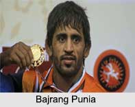Bajrang Punia, Wrestlers in India