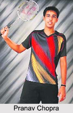 Pranav Chopra, Indian Badminton Players