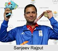 Sanjeev Rajput, Indian Athlete