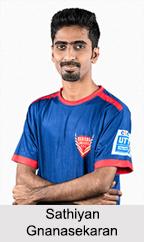 Sathiyan Gnanasekaran, Indian Table Tennis Players