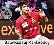 Satwiksairaj Rankireddy, Indian Badminton Players