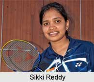 Sikki Reddy, Indian Badminton Players