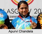 Apurvi Chandela, Shooters in India