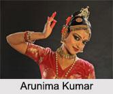 Arunima Kumar, Kuchipudi Dancer