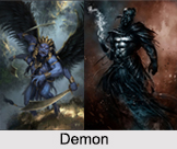 Demon, Evil Spirit in Hindu Mythology