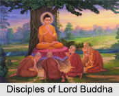Disciples of Lord Buddha, Buddhism