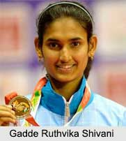 Gadde Ruthvika Shivani, Indian Badminton Players