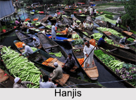 Hanjis, Boatmen of Kashmir
