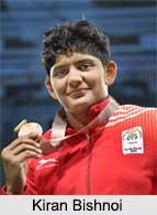 Kiran Bishnoi, Wrestlers in India