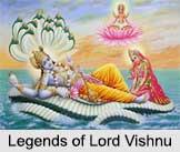 Legends of Lord Vishnu