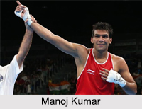Manoj Kumar, Indian Boxer