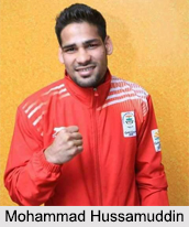 Mohammad Hussamuddin, Boxers in India