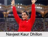 Navjeet Kaur Dhillon, Indian Athletes