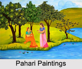 Pahari Painting, Indian Paintings
