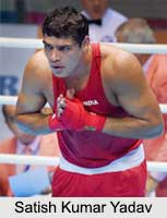 Satish Kumar Yadav, Boxers in India