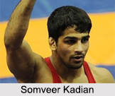 Somveer Kadian, Wrestlers in India