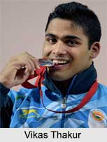 Vikas Thakur, Indian Weightlifters