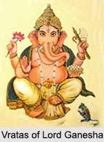 Vratas of Lord Ganesha
